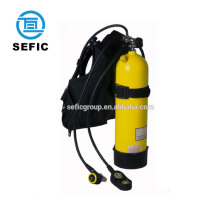 11L/12L Oxygen Cylinder Scuba Tank for Diving Carbon Fiber with Discount Price Aluminium CN;SHG High