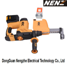 Lithium Rotary Hammer of Construction Tool with Dust Control (NZ80-01)