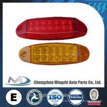 Luz lateral do lado da luz / luz do marcador lateral Luz Acessórios do barramento 40 * 120MM HC-B-14045-1