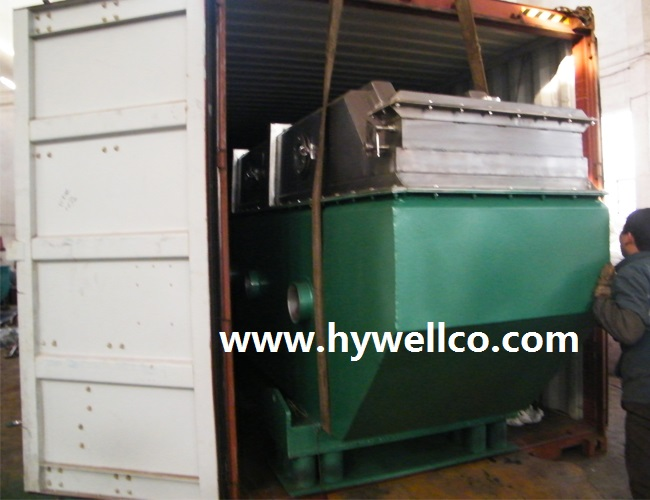 Fluidizing Drying Machinery