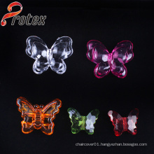 Butterfly Plastic Acrylic Decoration Ornament