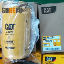 Excavator E323D engine hydraulic oil filter 5I8670 5I-8670