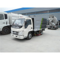 Truk Pembersih Suction / Jetting Cleaner Gabungan Industri