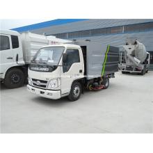 Camion aspirateur industriel