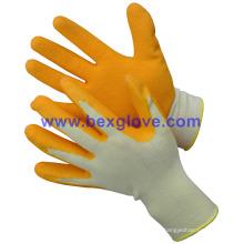 Латексная морщинка для отделки садовых перчаток
