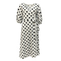 2021 Summer Fashion Simple Customizable Print Breathable Casual Women Long Dress