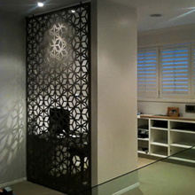 Decorative Panels Laser Cut Screens Dividers