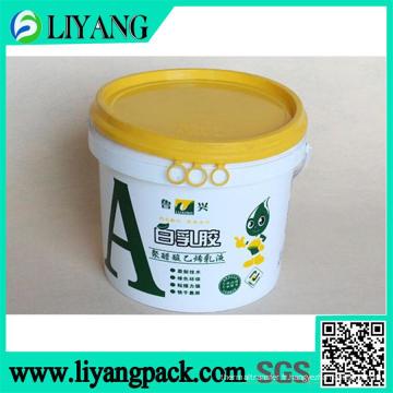 Film de transfert de chaleur pour seau en latex blanc