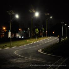 Iluminação publica LED de iluminação publica LED/Solar-vento Solar de vento