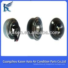 Electro 12V compressor magnético embreagem para carro