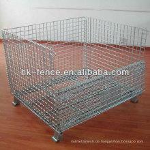 Heißer Verkauf heißer eingetauchter galvanisierter Speicher-Draht-Behälter