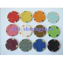 14G 3-Color Clay Sticker Chip (SY-E29)