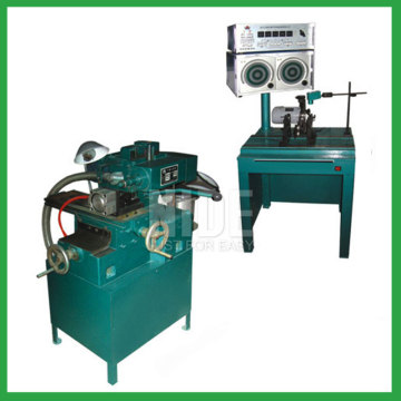 Semi-auto armature balancing machine