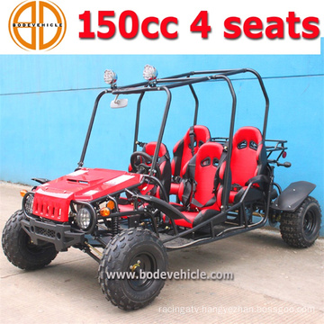 Bode New Kids 150cc 4 Seats Go Karting for Sale Factory Price