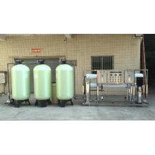 Grundwasserfilter Umkehrosmoseanlage mit Sicherheitsfilter