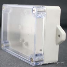 Caja de interruptores transparente de alta calidad duradera Molde de inyección de plástico Molde de la caja