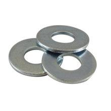 Arruela plana de alumínio, fixadores M5 torneados