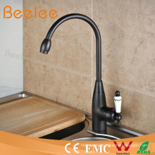 Orb Kitchen Faucet with Ceramic Handle