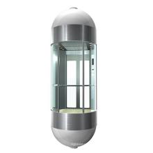 Sightseeing-Aufzüge Kapselaufzüge Beobachtungsaufzug