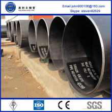 TOP Manufacturer pe erw steel pipe