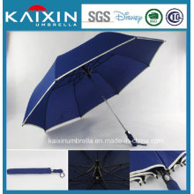 New Pattern Auto Open and Close Windproof Umbrella with Cheap Price