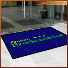 OEM Logo Indoor and Outdoor Using Rubber Backing Mat