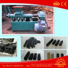 High Convert Ratio Coal Dust Extruder Machine
