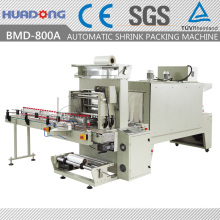 Automatische Sleeve Seal Shrink Wrapping Machine