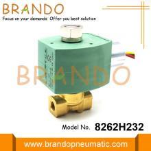 8262H232 / 8263H232 Brass Solenoid Valve ASCO Type