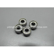 Cojinetes a prueba de agua Sr1-5zz Sr1-5 Pulgadas de acero inoxidable