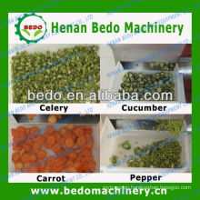 Cucumber, carrot,vegetable cutting machine on direct selling