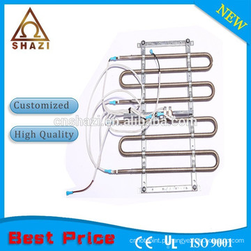 Elemento de aquecimento elétrico com termostato