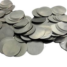 Li-B-Mg metal alloy foil Lithium boron magnesium alloy foil for thermal battery materials