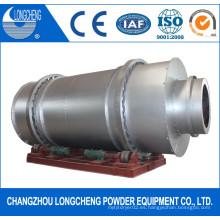30 tph secador de arena de tambor rotatorio con gas