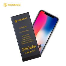 batterie au lithium polymère avec 2200mAh 7.4V pour mobile.