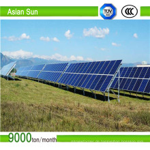 Soalr Energy Power System Strcture (1MW)