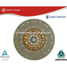 Sinotruk Clutch Disc for EQ420
