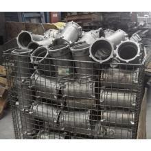 Piezas de fundición de aluminio arena