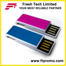 512MB ~ 16GB UDP deslizante USB Flash Drive con su logotipo