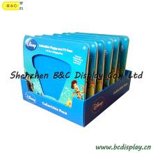 Коробки дисплея pdq, Бумажная Коробка, счетчик, Таблица pdq, Упаковывая Коробка (B и C-D027)