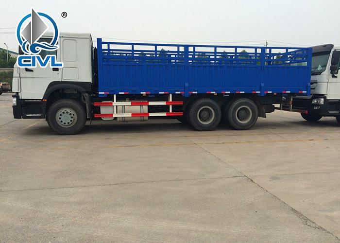 6x4 Heavy Cargo Truck 2