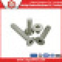 Ss304 Flat Socket Head Bolts DIN7991/ Socket Head Screw