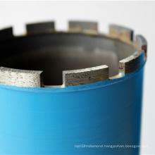 Diamond 4-1/4 inch cheap core drill bit for drilling refractory brick