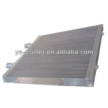 Wasser-Ladeluftkühler für Baufahrzeug / Fahrzeugheizkörper / Wasser-Luft-Wärmetauscher