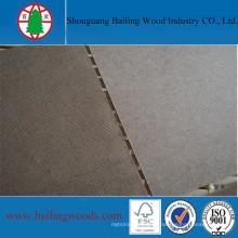 Hardboard de alta densidade de 3,2 mm com preço baixo