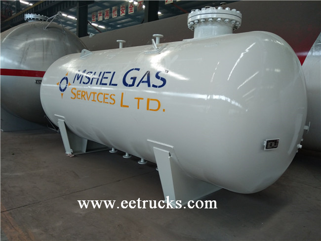 20000 Liters LPG Storage Tanks