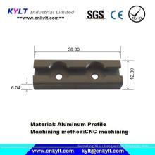 Прецизионная механическая обработка для алюминиевого профиля