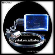 K9 cristal em branco para gravação a laser 3D BLKG072
