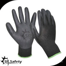 SRSAFETY 13G nylon knit nitrile hand glove manufacturers in china