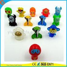 Alta calidad novedad diseño vacía cápsula de plástico juguetes para niños
